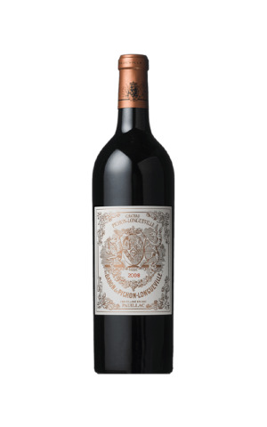 Rượu Vang Chateau Pichon Longueville Baron 2008