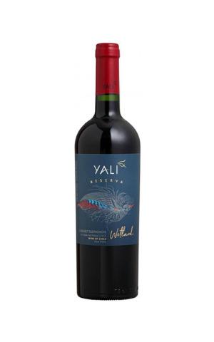 Rượu Vang Chile Yali Wetland Reserva Cabernet Sauvignon
