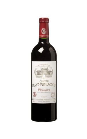 Rượu Vang Chính Hãng Chateau Gran Puy Lacoste 2012