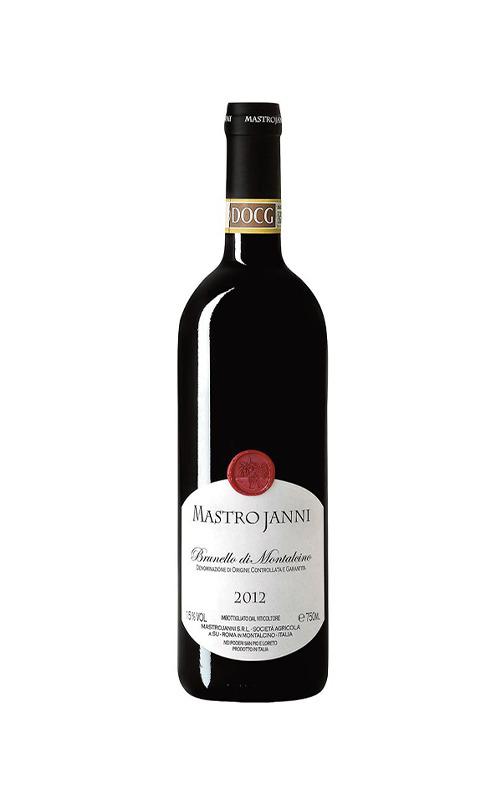 Rượu Vang Chính Hãng Mastrojanni Brunello di Montalcino DOCG