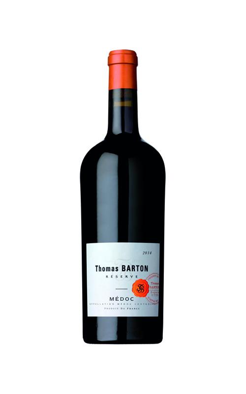 Rượu Vang Chính Hãng Thomas Barton Reserve Medoc