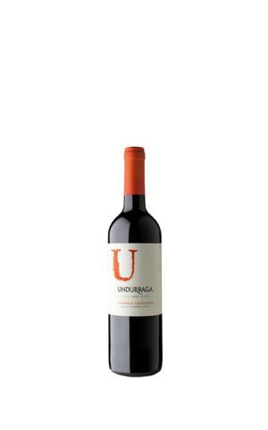 Rượu Vang Chính Hãng Undurraga Varietales Cabernet Sauvignon 375ml