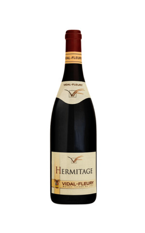 Rượu Vang Chính Hãng Vidal-Fleury Hermitage