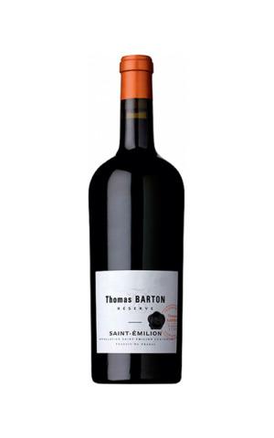 Rượu Vang Đỏ Barton & Guestier Thomas Barton Reserve Saint-Emilion