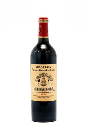 Rượu Vang Đỏ Chateau Angelus 2008