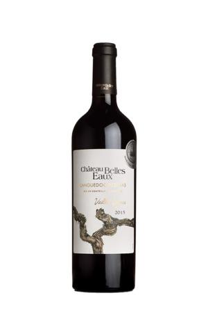 Rượu Vang Đỏ Chateau Belles Eaux Languedoc Pezenas Vieilles Vignes