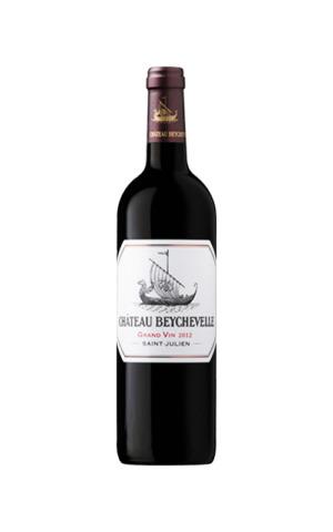 Rượu Vang Đỏ Chateau Beychevelle 2012