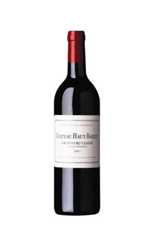 Rượu Vang Đỏ Chateau Haut-Bailly 2007