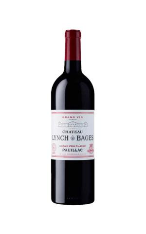 Rượu Vang Đỏ Chateau Lynch Bages 2001