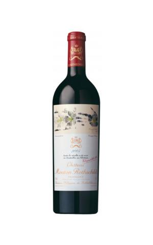 Rượu Vang Đỏ Chateau Mouton Rothschild 2005