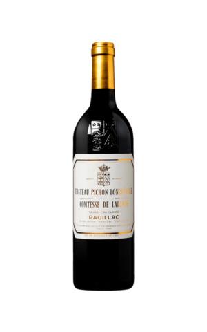 Rượu Vang Đỏ Chateau Pichon Longueville Comtesse de Lalande 2007