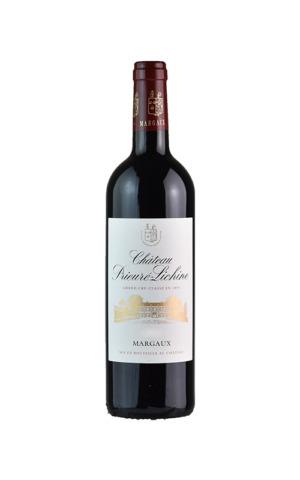 Rượu Vang Đỏ Chateau Prieure Lichine 2015