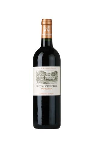 Rượu Vang Đỏ Chateau Saint Pierre 2008