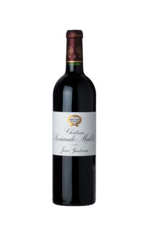 Rượu Vang Đỏ Chateau Sociando-Mallet 2009