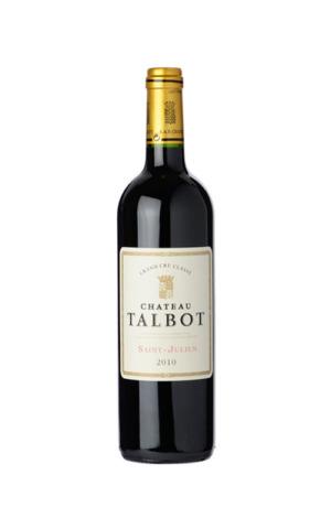 Rượu Vang Đỏ Chateau Talbot 2010