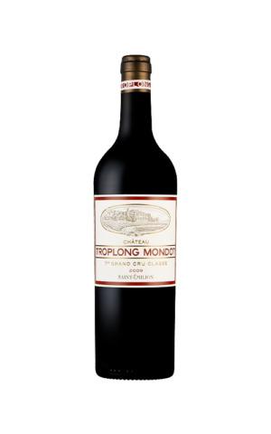 Rượu Vang Đỏ Chateau Troplong Mondot 2009