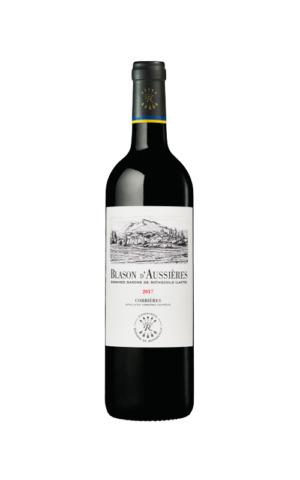 Rượu Vang Đỏ Domaines Barons de Rothschild Corbieres Blason d'Aussieres