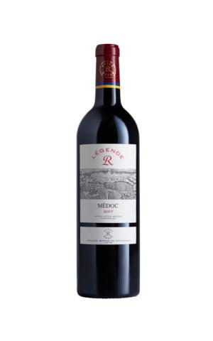 Rượu Vang Đỏ Domaines Barons de Rothschild Lafite Les Legendes R, Medoc, France