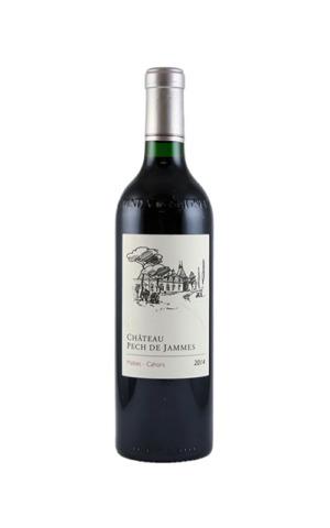 Rượu Vang Đỏ Georges Vigouroux Chateau Pech de Jammes