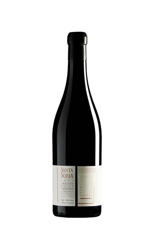 Rượu Vang Đỏ Santa Sofia De Divino Palladio, Amarone della Valpolicella Classico DOCG