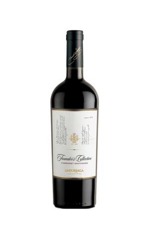Rượu Vang Đỏ Undurraga Founder's Collection Cabernet Sauvignon