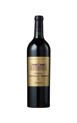 Rượu Vang Grand Cru Chateau Cantenac Brown 2007