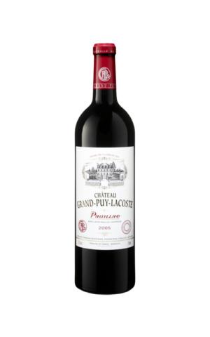 Rượu Vang Grand Cru Chateau Gran Puy Lacoste 2005