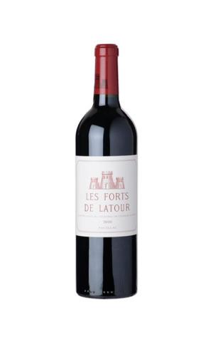 Rượu Vang Grand Cru Chateau Latour 'Les Forts de Latour' 2010