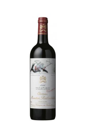 Rượu Vang Grand Cru Chateau Mouton Rothschild 1996