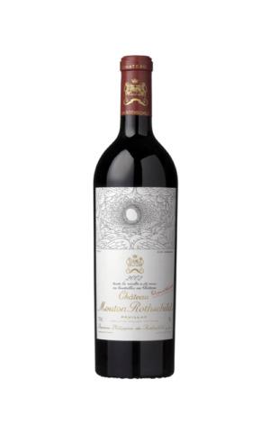 Rượu Vang Grand Cru Chateau Mouton Rothschild 2002