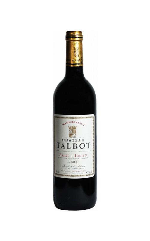 Rượu Vang Grand Cru Chateau Talbot 2002