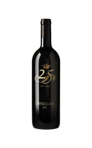 Rượu Vang Grand Cru Ornellaia Bolgheri Superiore 2010