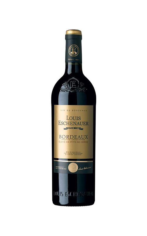 Rượu Vang Louis Eschenauer Eleve en Futs de Chene