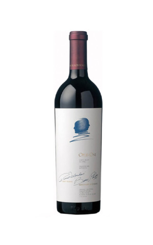 Rượu Vang Mỹ Opus One 2012