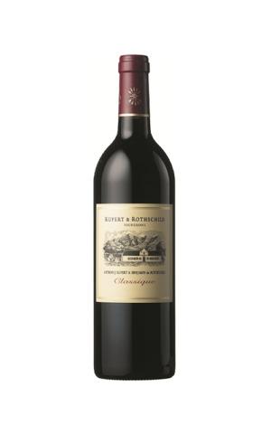 Rượu Vang Nam Phi Rupert & Rothschild Vignerons Classique