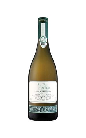 Rượu Vang Nam Phi Springfield Estate Wild Yeast Chardonnay