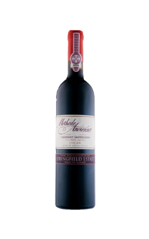 Rượu Vang Nam Phi Springfield Méthode Ancienne Cabernet Sauvignon