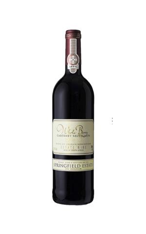 Rượu Vang Nam Phi Springfield Whole Berry Cabernet Sauvignon