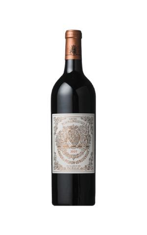 Rượu Vang Ngon Chateau Pichon Longueville Baron 2007
