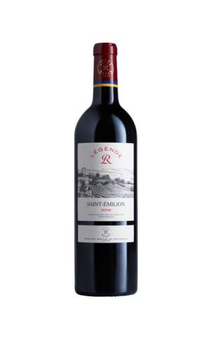 Rượu Vang Ngon Domaines Barons de Rothschild Lafite Les Legendes R, Saint-Emilion, France