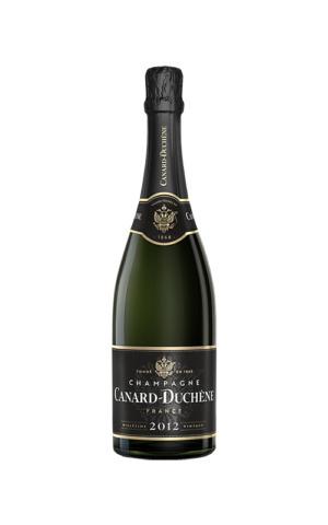 Rượu Vang Nổ Canard - Duchene Brut Millesime Vintage 2012