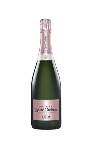 Rượu Vang Nổ Canard-Duchene Cuvee Leonie Brut Rose