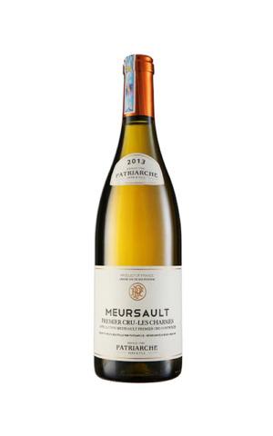 Rượu Vang Patriarche Pere et Fils Charmes, Meursault Premier Cru 2014