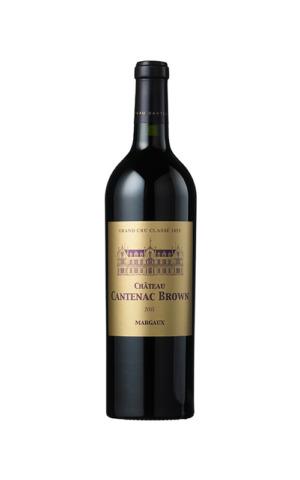 Rượu Vang Pháp Chateau Cantenac Brown 2015