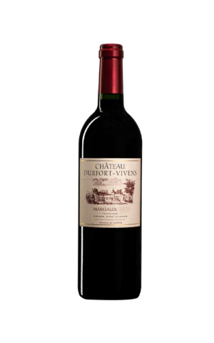Rượu Vang Pháp Chateau Durfort Vivens 2000