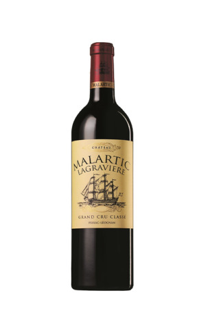 Rượu Vang Pháp Chateau Malartic Lagraviere 2009