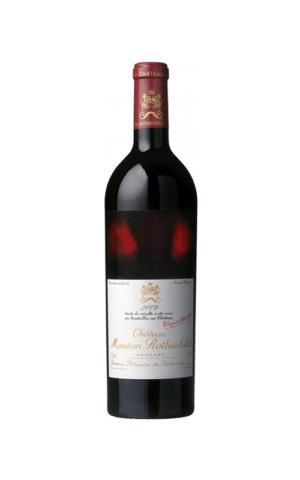 Rượu Vang Pháp Chateau Mouton Rothschild 2009