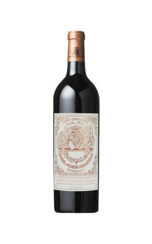 Rượu Vang Pháp Chateau Pichon Longueville Baron 1986