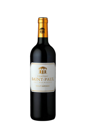 Rượu Vang Pháp Chateau Saint Paul Haut-Medoc