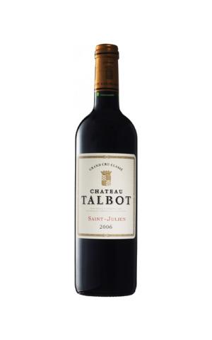 Rượu Vang Pháp Chateau Talbot 2006